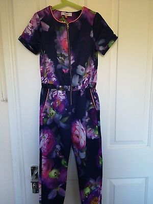 Ted Baker Girls Jumpsuit Age 8-9
