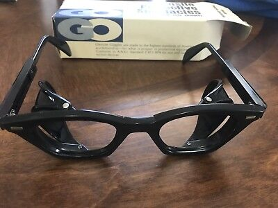 1 Vintage 1979 Glendale Optical Safety Glasses Frame New Old Stock