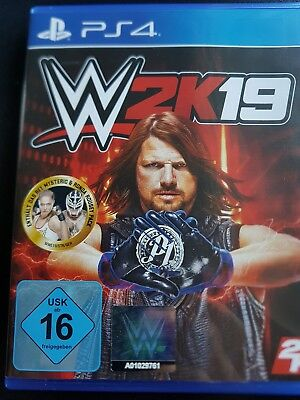 W2K19 PS4 Edition Playstation 4