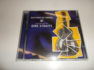 CD  Dire Straits  ‎– Sultans Of Swing (The Very Best Of Dire Straits)