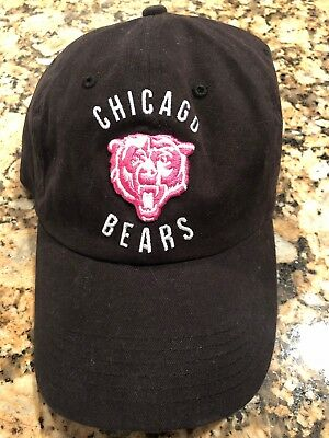 big sale af534 e36f2 ... discount code for nwot womens chicago bears 47 brand clean up hat nfl  b934c 64bdf