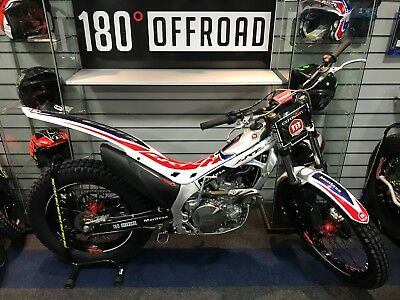 2017 Montesa Cota 4rt 260cc Trials Bike With 2018 Sticker Kit!!
