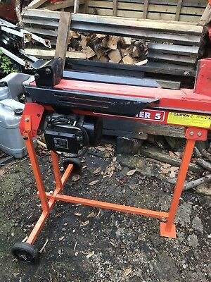 🌲clarke Log Buster 5 Log  Splitter With Stand🎄