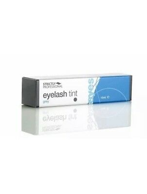 Strictly Professional Eyelash & Eyebrow Tint Grey 15Ml