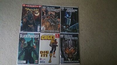 Mixed LOT OF 13 ALL Marvel DC ++ 2000s to 2017 Comic Book Lot all comics High Gr