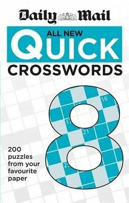Daily Mail - Daily Mail All New Quick Crosswords 8