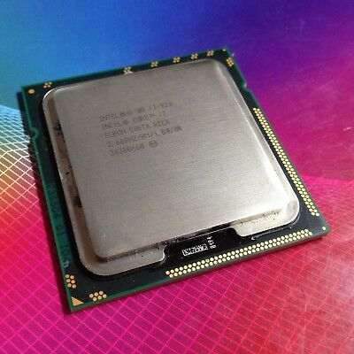 Intel Core i7-920 2,66GHz 8M SLBEJ Quad-Core Intel Sockel 1366 Prozessor