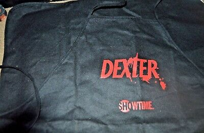 DEXTER APRON from SHOWTIME SERIES- NWOT