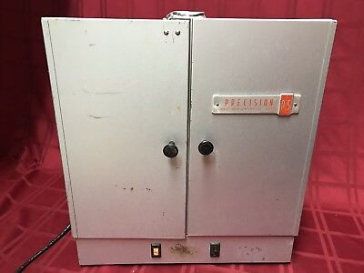Precision Scientific Co. Thelco Model 15 Lab Oven - Tested & Works