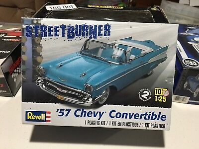 Revell 57' Chevy Convertible