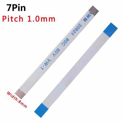 7-Pin 7P 20624 FFC/FPC Flexible Flat Cable Pitch 1.0mm 80C 60V 50-3000mm W: 8mm