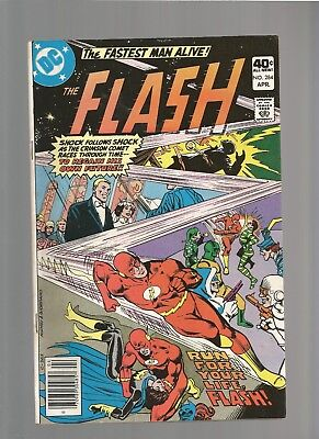 the FLASH #284 FN/VF (1979) DC BRONZE AGE COMBINE SHIPPPING