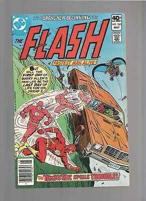 the FLASH #285 FN/VF (1979) DC BRONZE AGE COMBINE SHIPPPING
