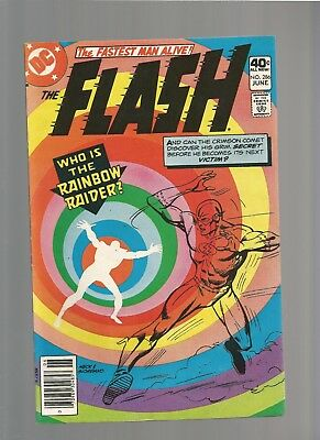 the FLASH #286 FN/VF (1979) DC BRONZE AGE COMBINE SHIPPPING