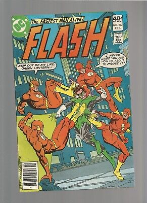 the FLASH #282 FN/VF (1979) DC BRONZE AGE COMBINE SHIPPPING