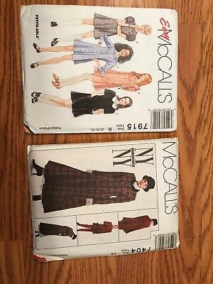 Vintage Sewing Patterns Schoolgirl Style Sewing Patterns Size 8 - 12