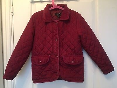 Next Girl's Jacket 7 - 8 Years Old. Used