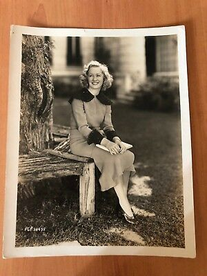 RARE ORIG GLAMOUR MIRIAM HOPKINS EXQUISITE Stunning PHOTO 1930s