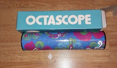 Octascope Vintage Boxed No.66 Made In Japan retro vintage toy kaleidoscope