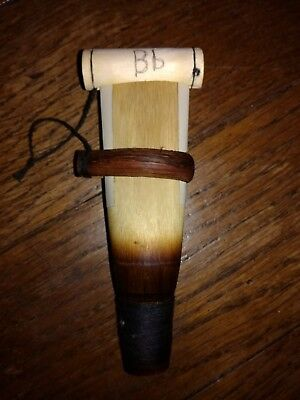 Bb Medium Reed (Duduk) made by Arthur Grigoryan