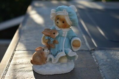 "Cherished Teddies Rebecca ""Let Heaven and Nature Sing"" 533912"