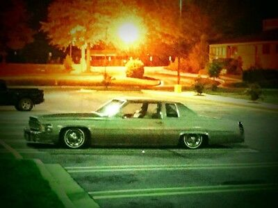 1978 Cadillac DeVille  1978 Cadillac Coupe DeVille Lowrider w Hydraulics