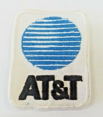 Retro Vintage AT&T PHONE COMPANY ADVERTISING PATCH BELL Hipster Square Hat