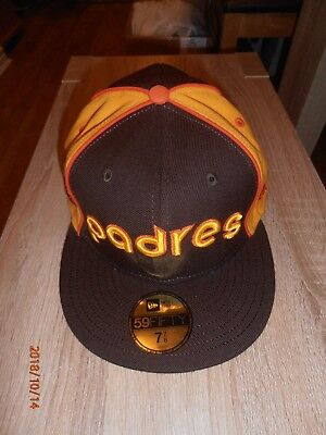 RARE NWT San Diego Padres New Era MLB Cooperstown Collection TONY GWYNN Cap Hat