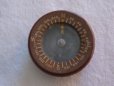 WWII US Army Airborne Paratrooper PathFinders Taylor Wrist Compass w/o Strap