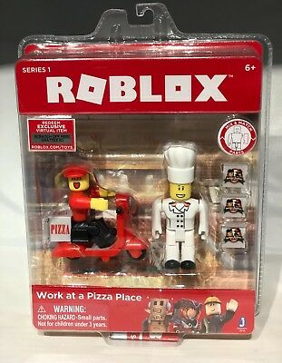 Roblox Work At A Pizza Place Playset 1150 Picclick Uk