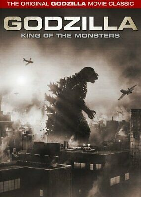 RAYMOND BURR Godzilla-king Of The Monsters JAPAN DVD NEW