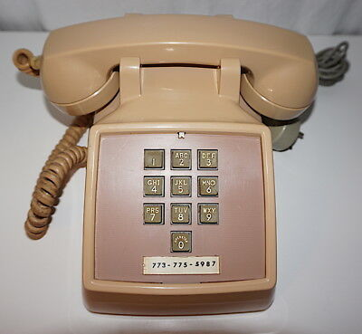 Western Electric Bell System Phone 60's AS IS