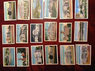 130 Postcards of Washington DC published by B. S. Reynolds mostly 1910s to 1930s