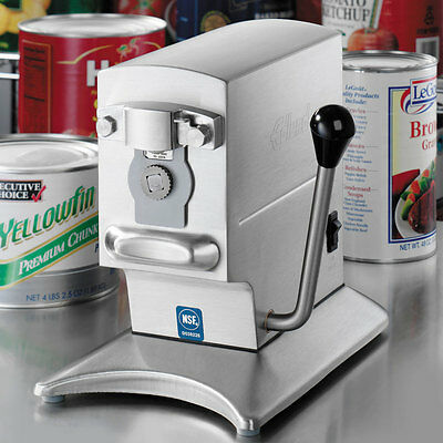 Edlund 270 Two-Speed NSF Tabletop Heavy-Duty Electric Can Opener - 115V