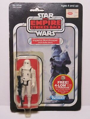 Vintage Star Wars The Empire Strikes Back Imperial Storm Trooper—Kenner 1982