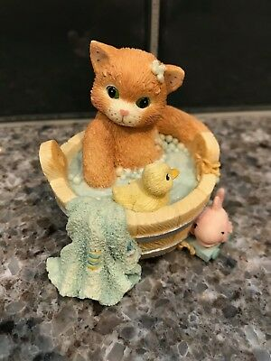 Calico Kittens Enesco CHOOSE ANY 3 from LOT of 1992-1997 - No Boxes