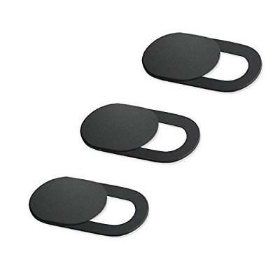 Webcam Cover 0.03in Ultra Thin (3 Pack), iRush Web Camera Cover for Laptop