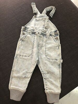 Industrie Kids Overalls Size 2 Excellent Condition