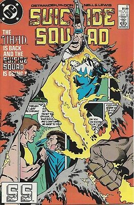Suicide Squad #17. Sep 1988. DC. VF/NM.