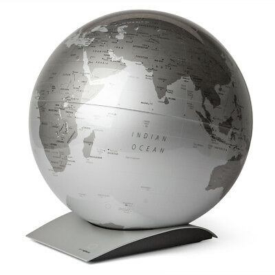 NEW Atmosphere Capital Q Globe Silver