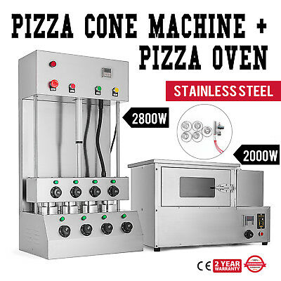 Commercial Electric Cone Pizza Maker, Pizza Cone Forming Making Maker Machine