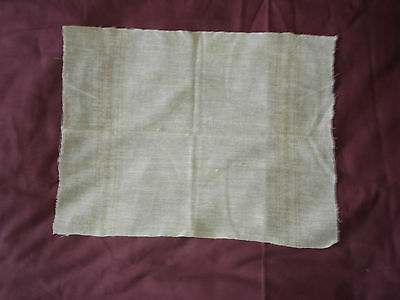 #104  Beautiful Vintage Hand-Woven Towel
