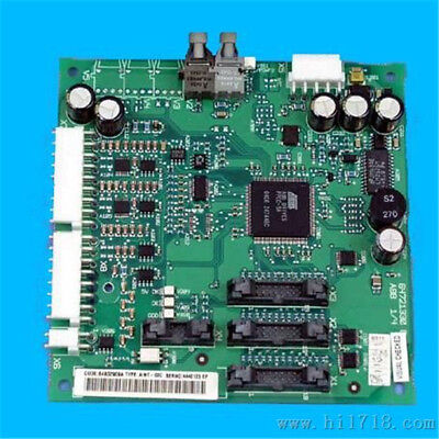 ABB Variable Frequency ACS800 series AINT-02C PCB BOARD SHIP EXPRESS #P273 YL #7