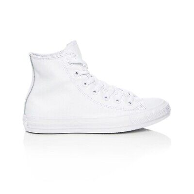 Converse Chuck Taylor All Star High Leather Casual Shoes - Mens Womens Unisex -