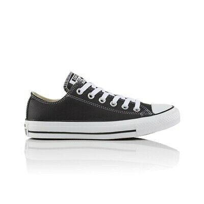 Converse Chuck Taylor All Star Low Leather Casual Shoes - Mens Womens Unisex - B