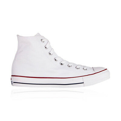 Converse Chuck Taylor All Star Hi Casual Shoes - Mens Womens Unisex - Optic Whit