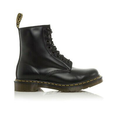 Dr. Martens 1460 Smooth Unisex Men's Women's Boots - Black Smooth
