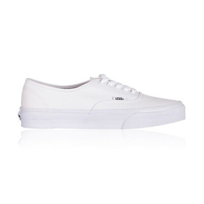 Vans Authentic Skate/Casual Shoes - Mens Womens Unisex - True White