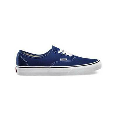 Vans Authentic Skate/Casual Shoes - Mens Womens Unisex - Twilight Blue/True Whit