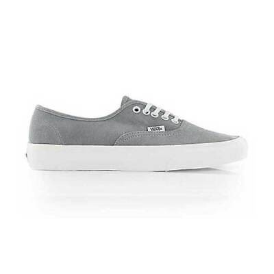 Vans Authentic Vintage Skate/Casual Shoes - Mens Womens Unisex - Grey Suede